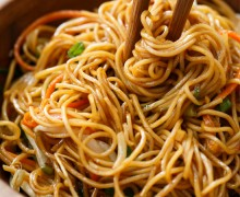 Sesame Oil Ramen Noodles Recipe