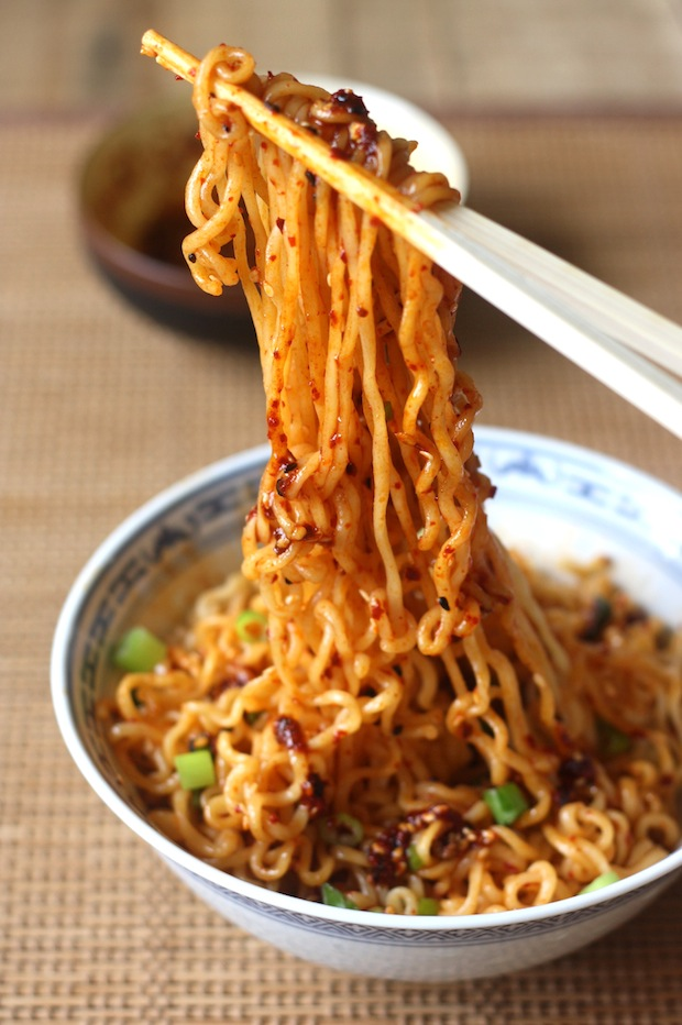 Spicy Ramen Noodles Bomb Recipe